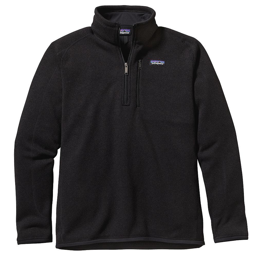 Patagonia Better Sweater 1/4-Zip Mid-Layer (Men's) -