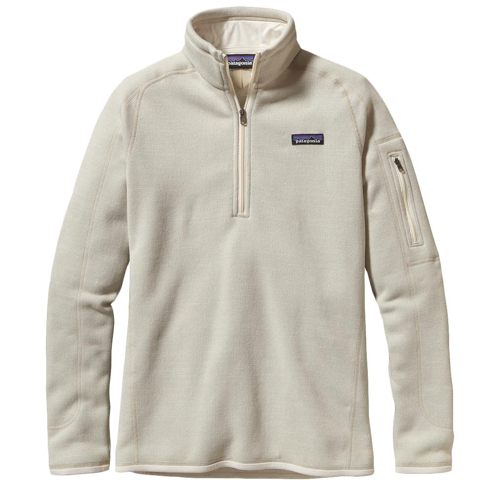 Patagonia Better Sweater 1 4 Zip Mid Layer Women S