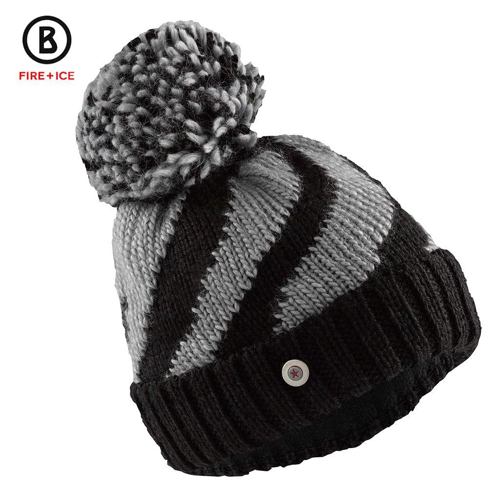 Bogner Fire + Ice Gia Hat (Women's) - Black Zebra