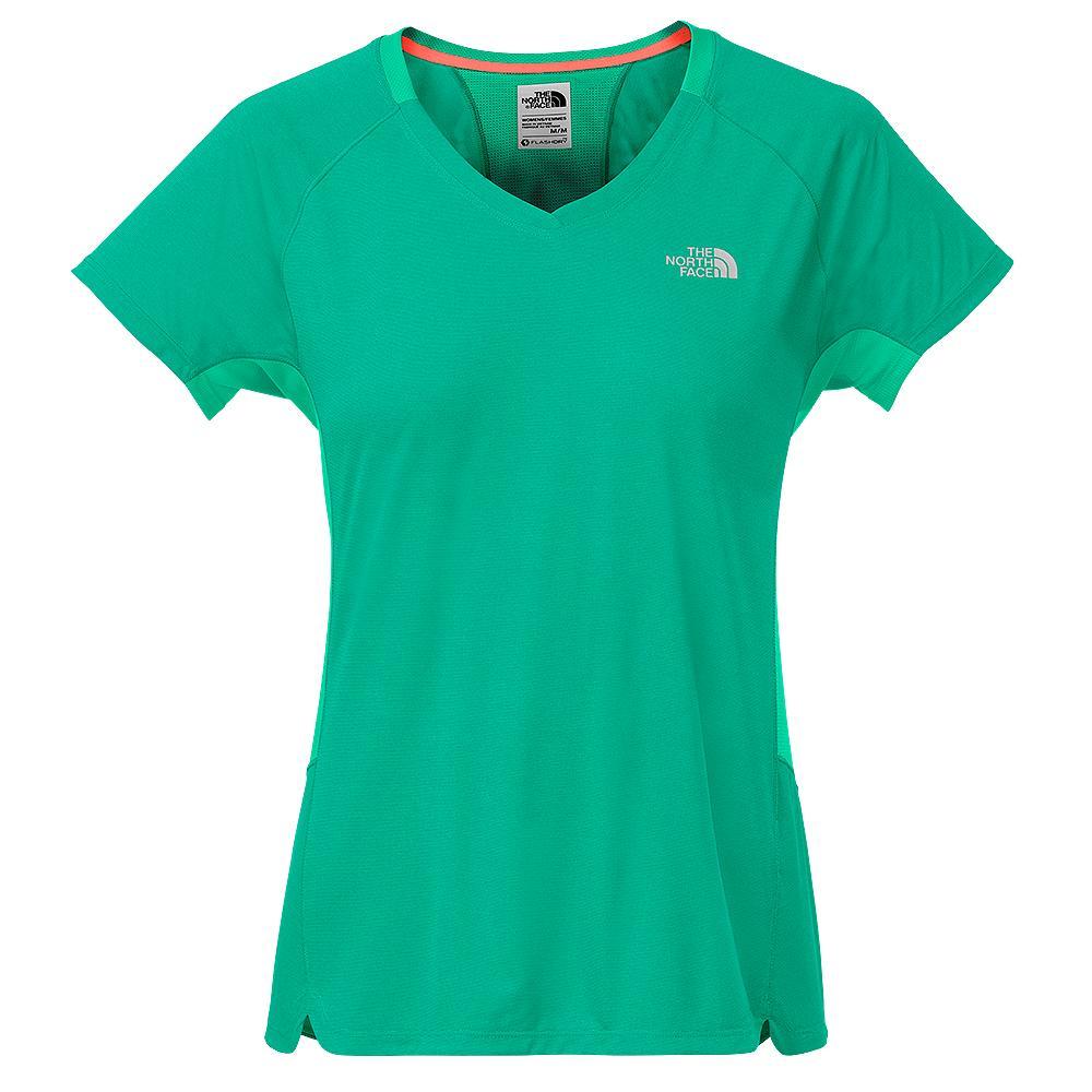 The north face gtd short sleeve running shirt women 39 s for The north face short sleeve shirt