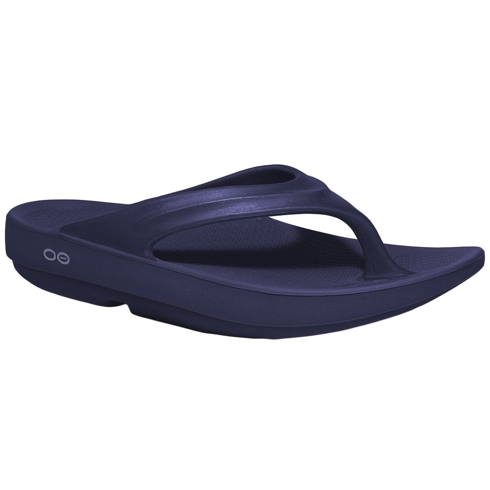 OOFOS OOlala Sandals (Women's) - Navy