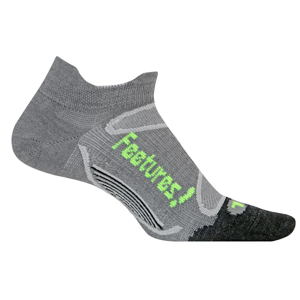 Feetures Elite Merino Ultra Light No Show Socks Men S