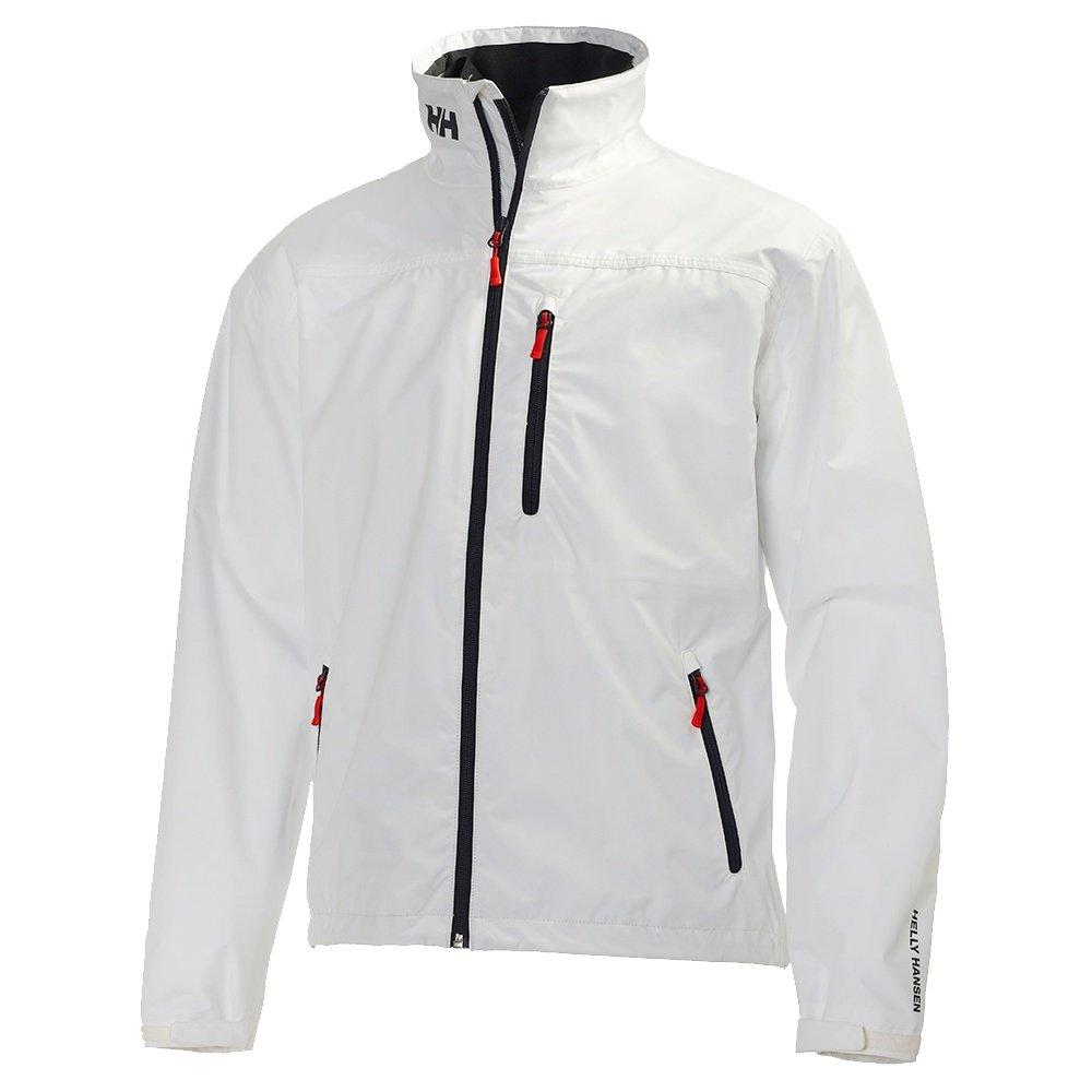 Helly Hansen Crew Rain Jacket (Men's) - White
