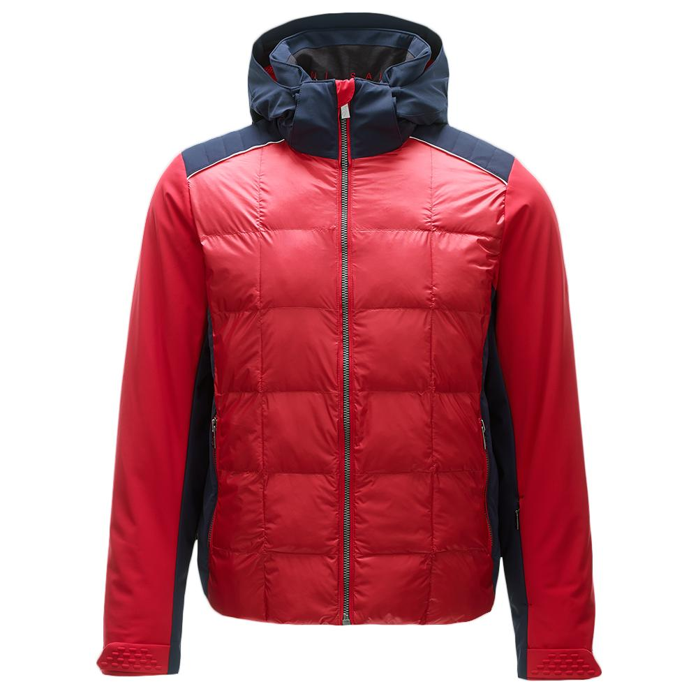 Toni Sailer Phil Insulated Ski Jacket (Men's) - Classic Red