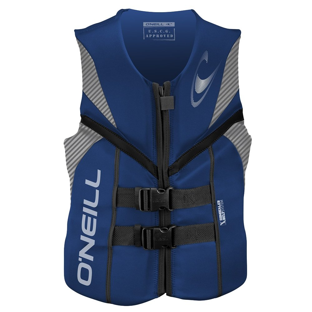 O'Neill Reactor USCG Life Vest (Men's) - Pacific