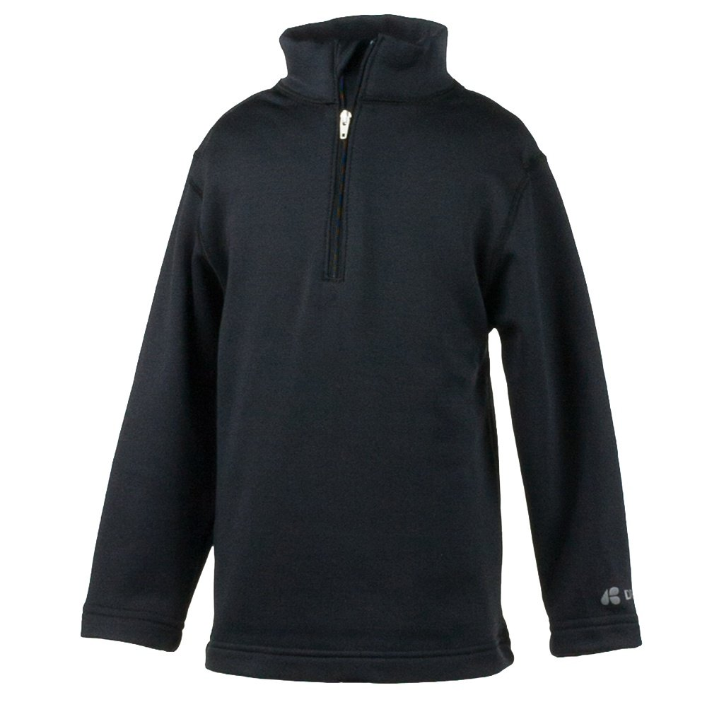 Obermeyer Thermal 150 DC Fleece Mid-Layer (Little Kids') - Black