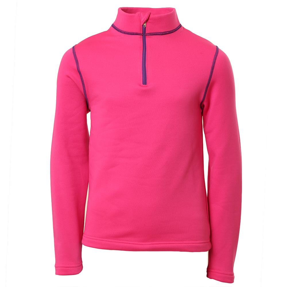 Obermeyer Thermal 150 DC Fleece Mid-Layer (Little Kids') - Hot Pink