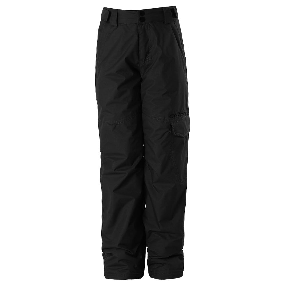 O'Neill Volta Insulated Snowboard Pant (Boys') - Black Out