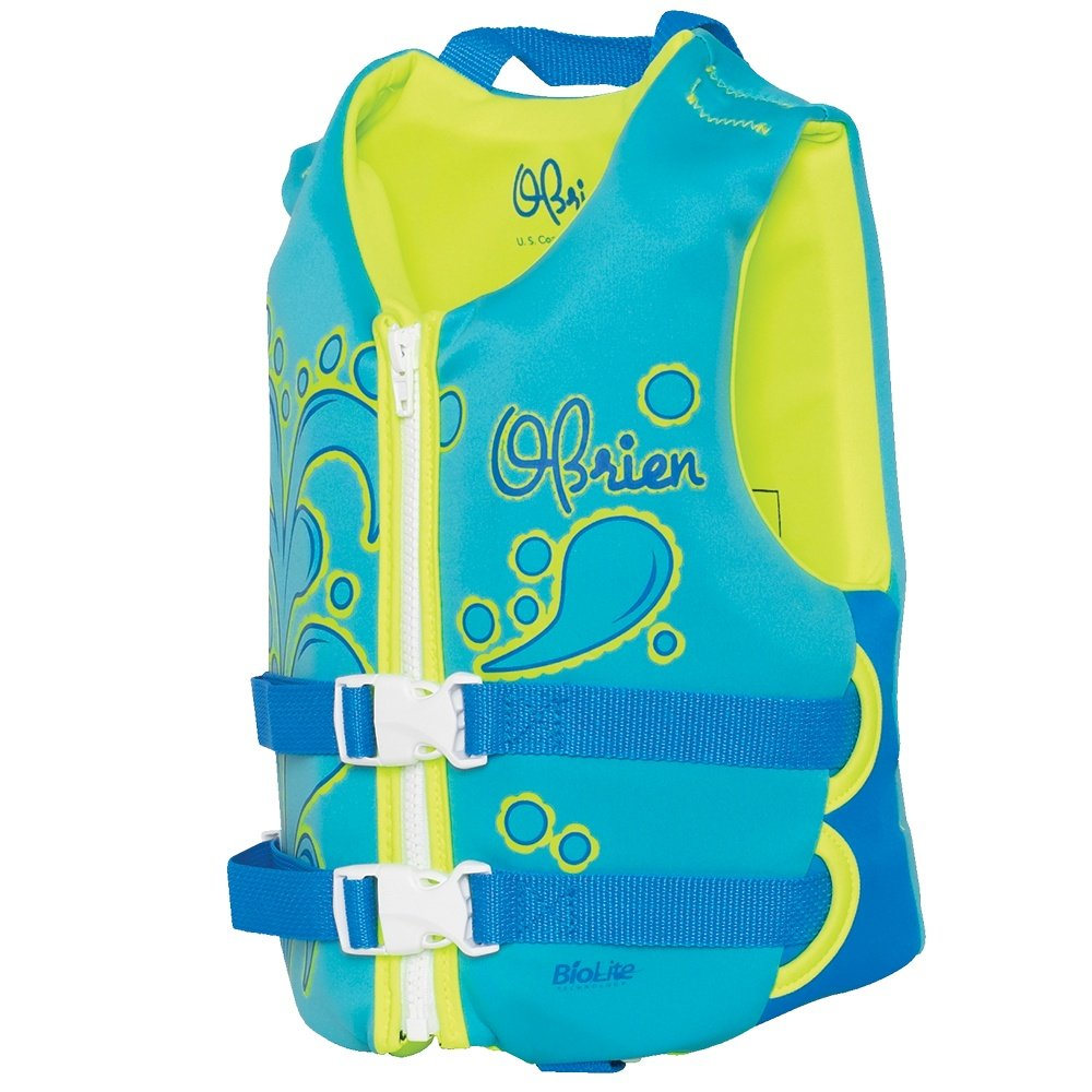 O'Brien Child BioLite Life Vest (Little Girls') -