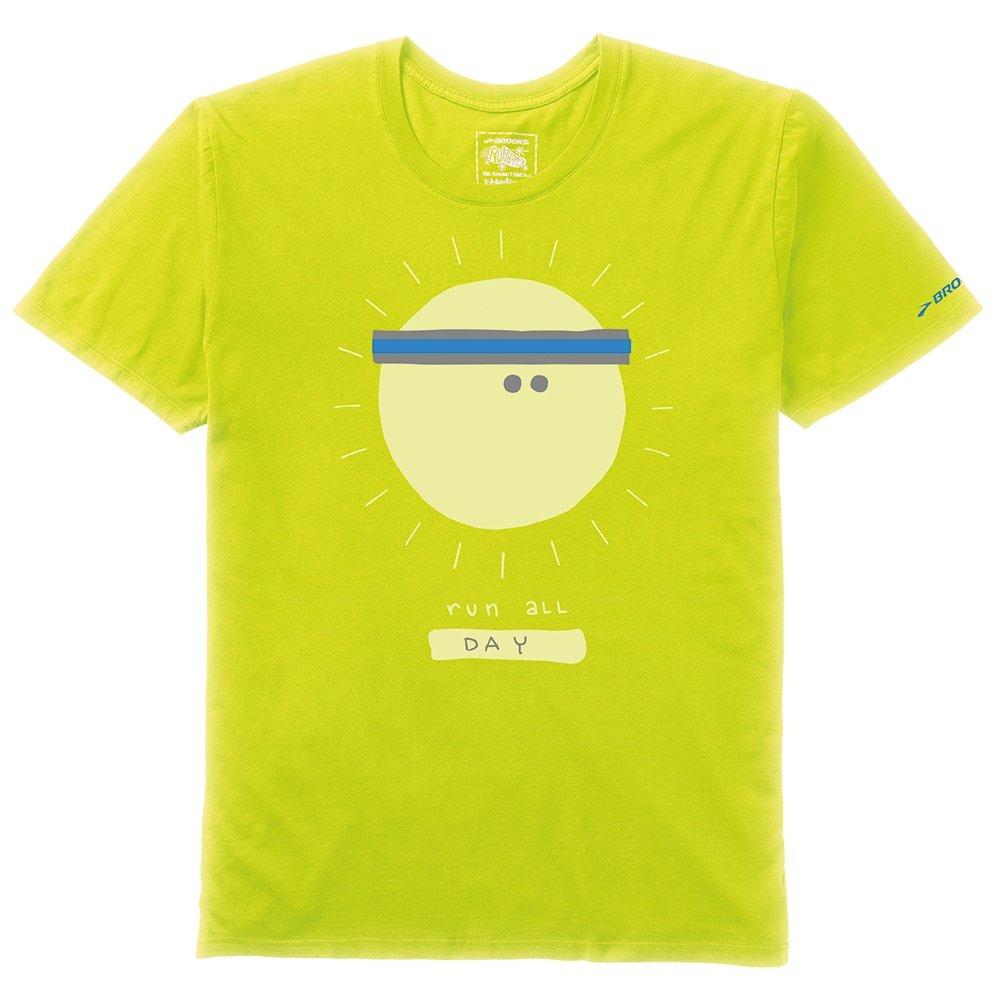 Brooks Commitment Running Shirt (Men's) - Nightlife