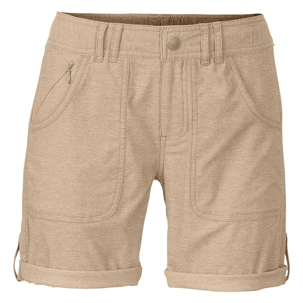 The North Face Horizon 2.0 Roll Up Short (Women's) - Dune Beige