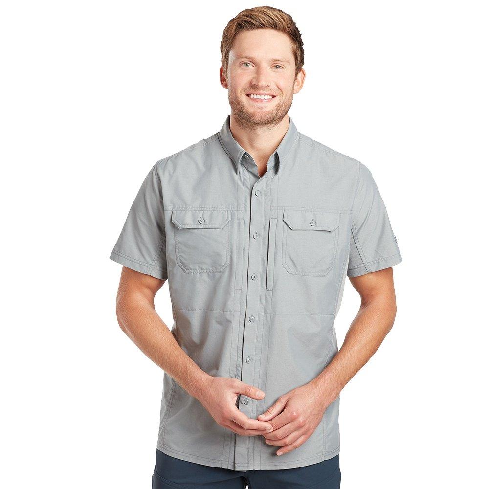 Kuhl Airspeed Short Sleeve Shirt (Men's) - Slate