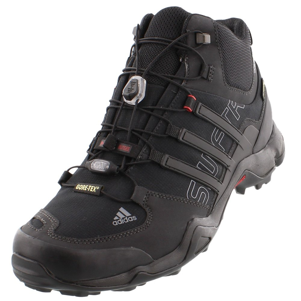 adidas terrex swift r mid gore tex hiking boot men 39 s. Black Bedroom Furniture Sets. Home Design Ideas
