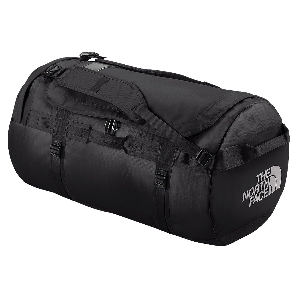 how to use north face base camp duffel for travel