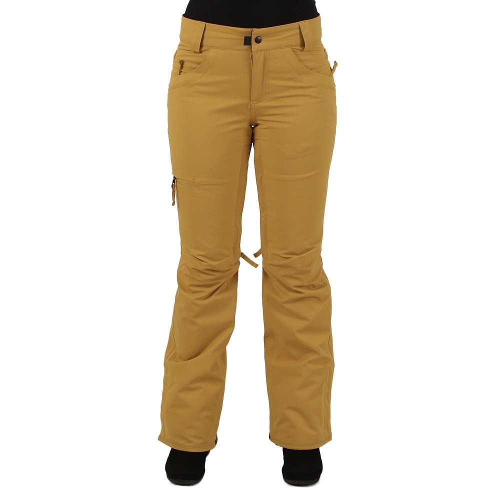 686 Patron Insulated Snowboard Pant (Women's) - Harvest Gold