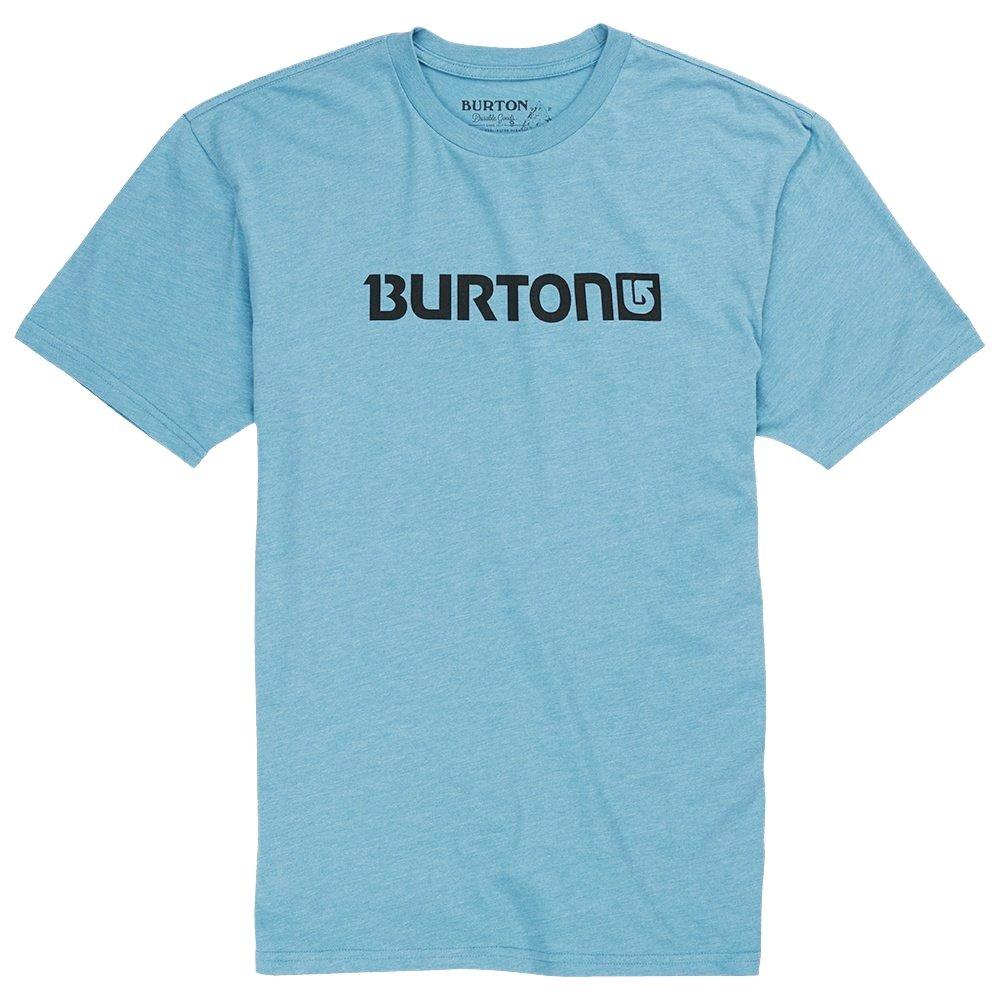 Burton Logo Horizontal Recycle T Shirt Men S Peter Glenn