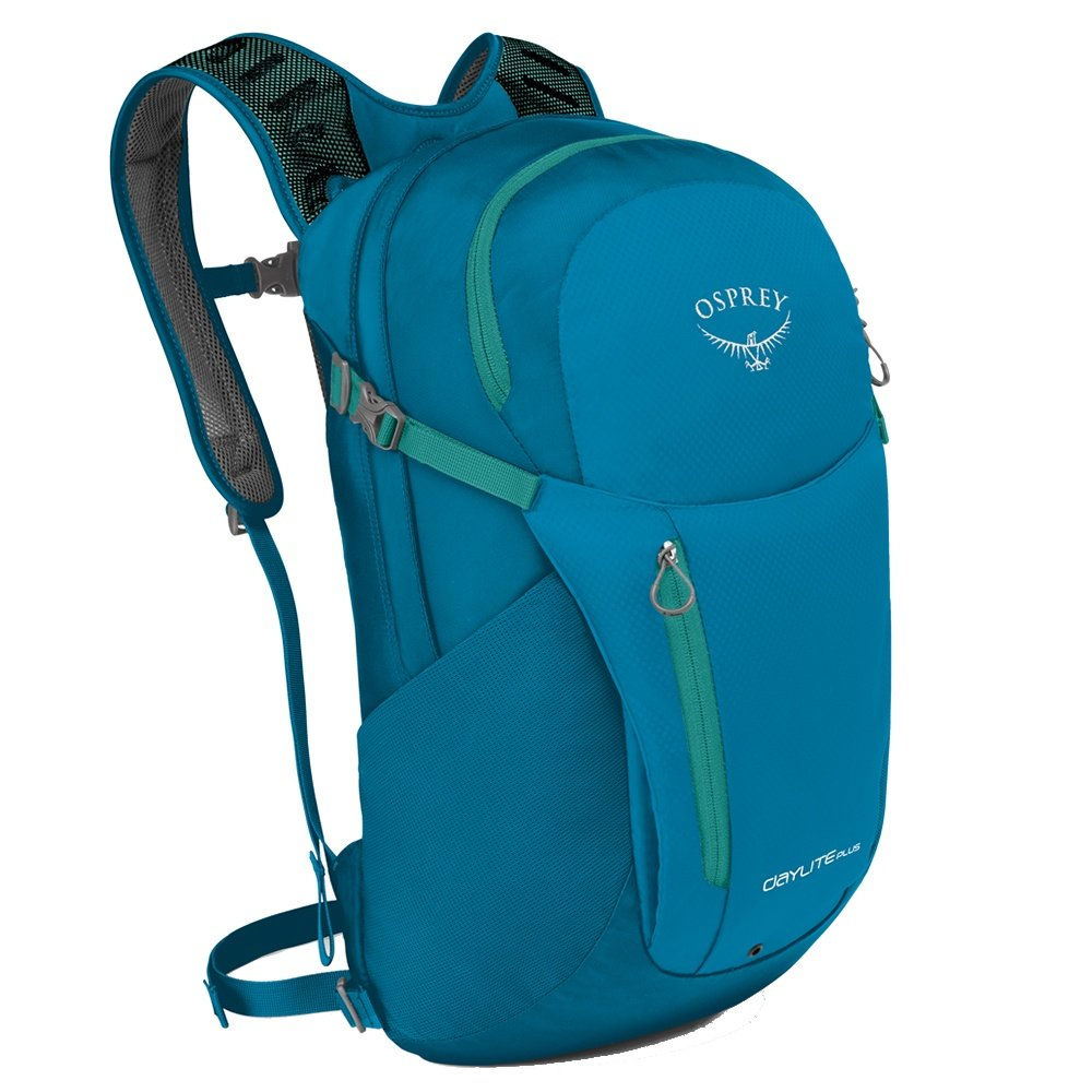 Osprey Daylite Plus Backpack (Men's) - Sagebrush Blue