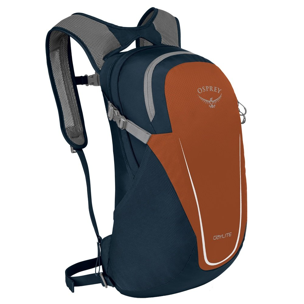 Osprey Daylite Backpack (Men's) - Dark Blue/Orange