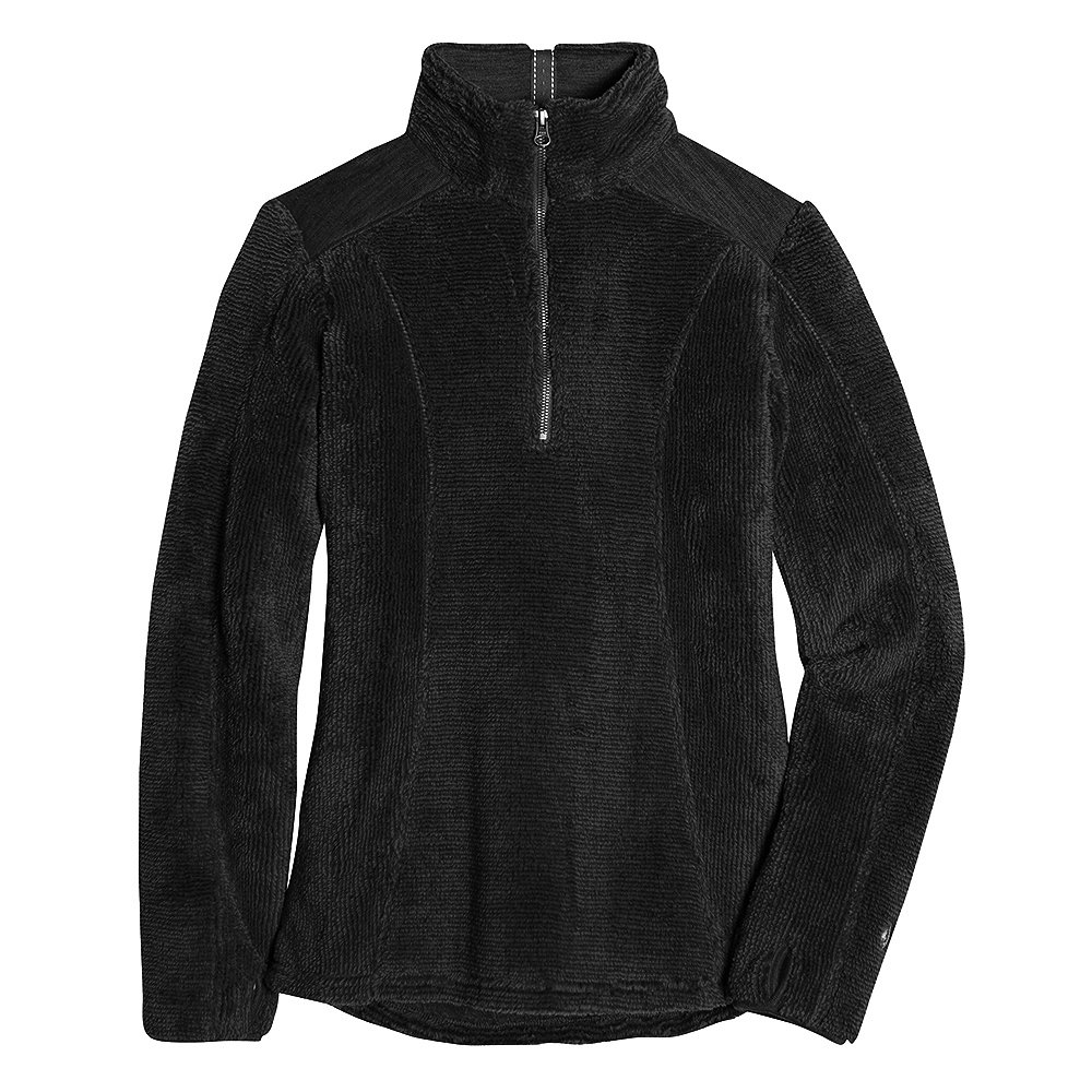 Kuhl Alto Half Zip Sweater (Women's) - Raven
