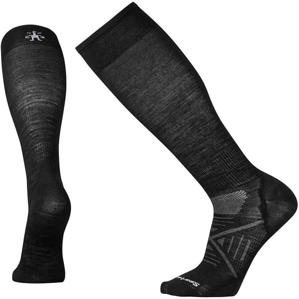 SmartWool PHD Ultra Light Ski Sock (Men's) - Black