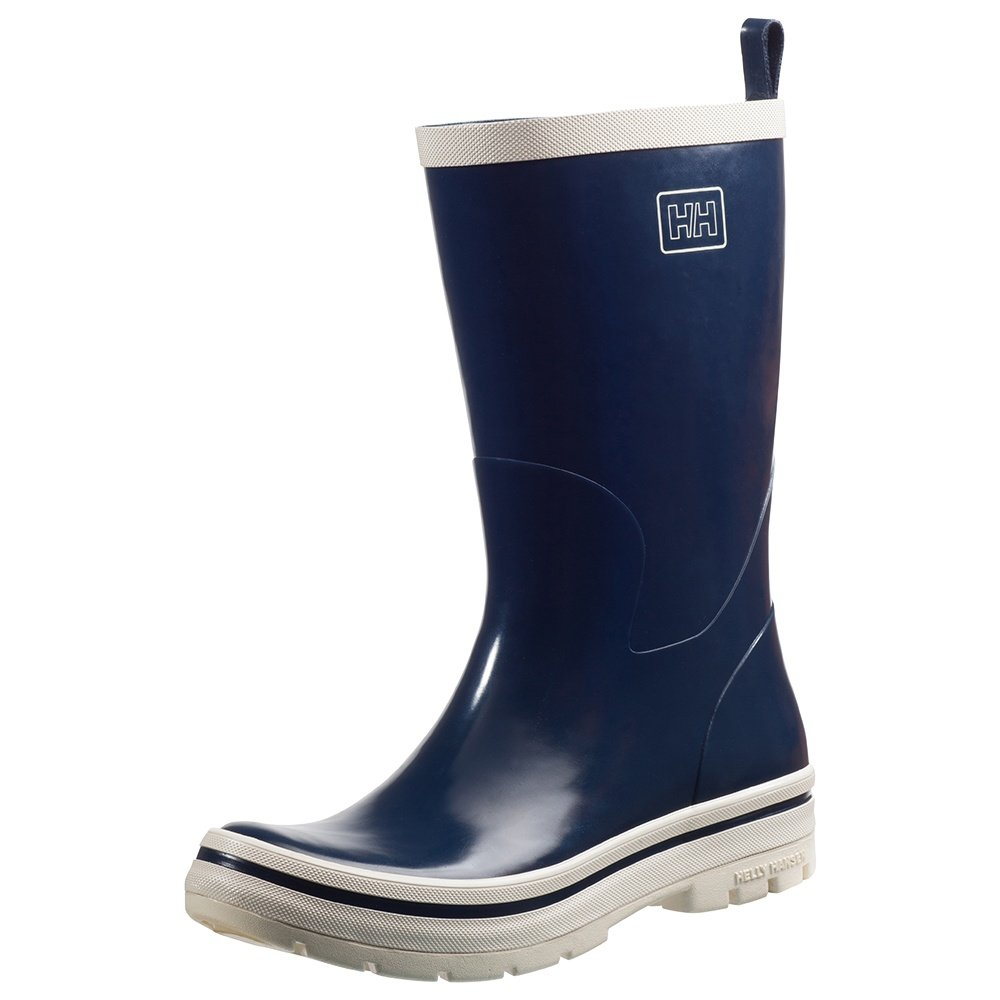 Helly Hansen Midsund 2 Rain Boot (Women's) - Tech navy/Off White