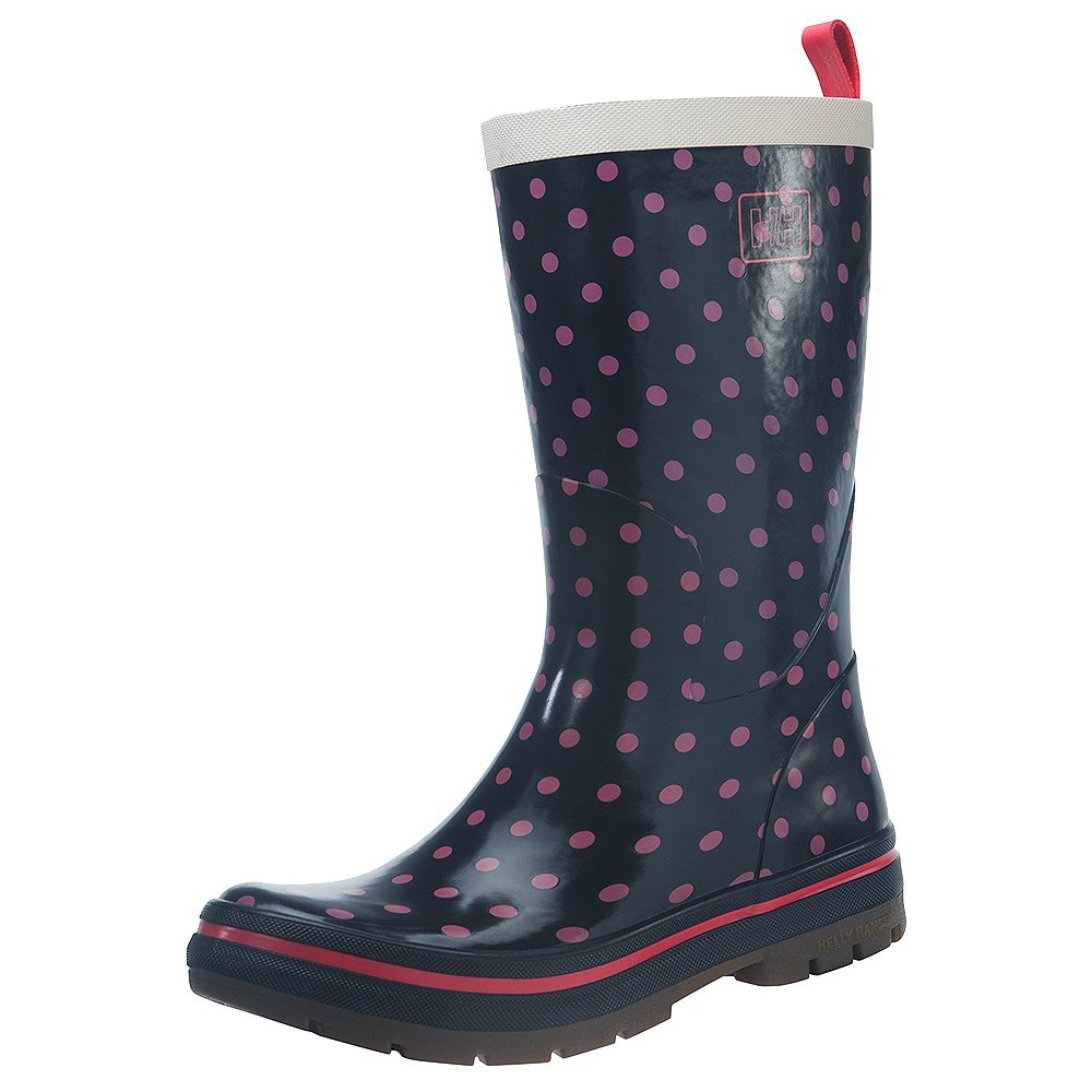 Helly Hansen Midsund 2 Rain Boot (Women's) - Evening Blue/Magenta/Off White