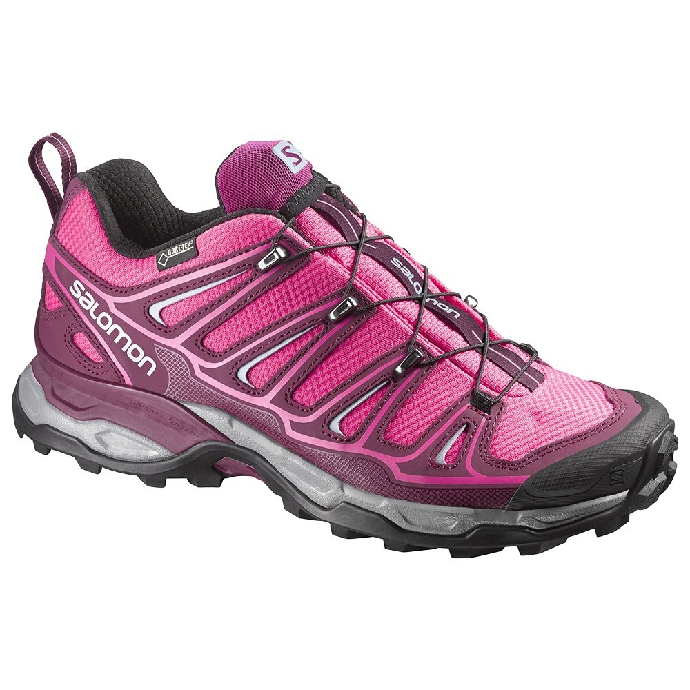 Salomon X Ultra 2 GORE-TEX Hiking Boot (Women's) - Hot Pink