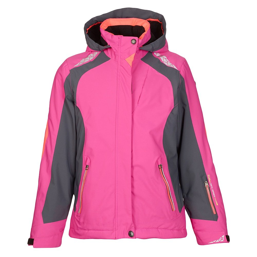 Killtec Breena Ski Jacket (Girls') - Fuchsia