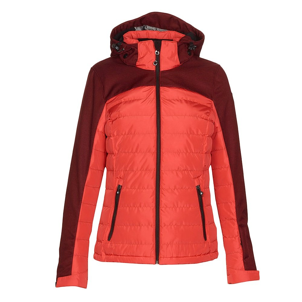 Killtec Patisa Softshell Jacket (Women's) - Coral