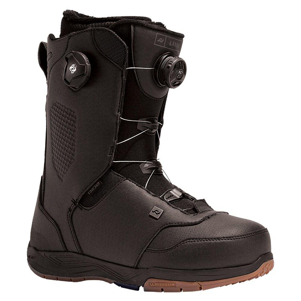 Ride Lasso Snowboard Boots (Men's) - Black