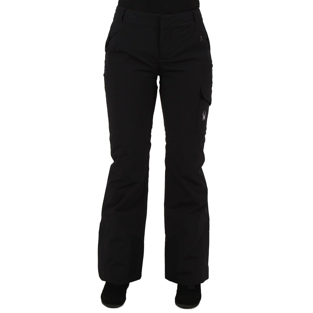 Spyder Me Athletic Fit Ski Pant (Women's) - Black