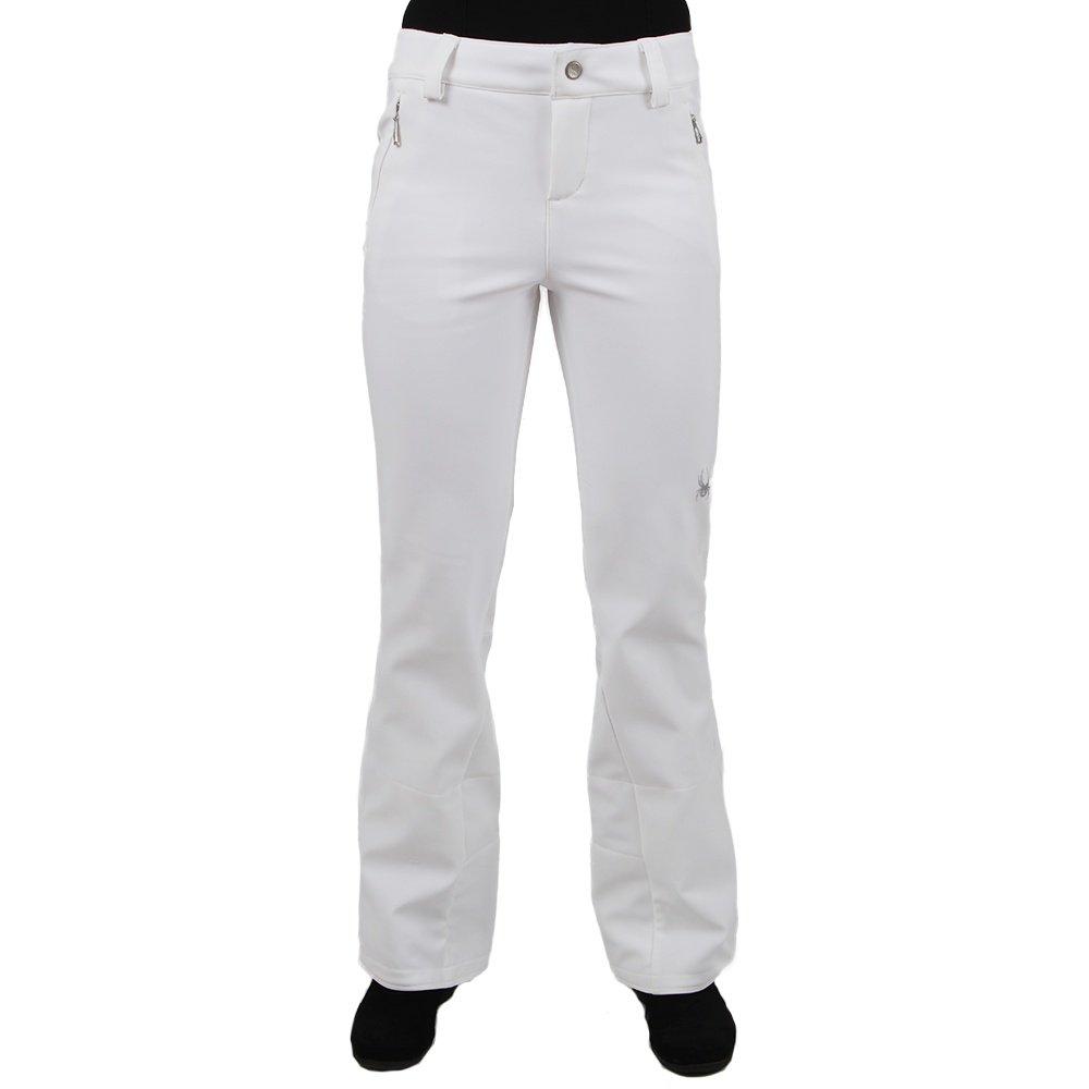Spyder Orb Softshell Ski Pant (Women's) - White