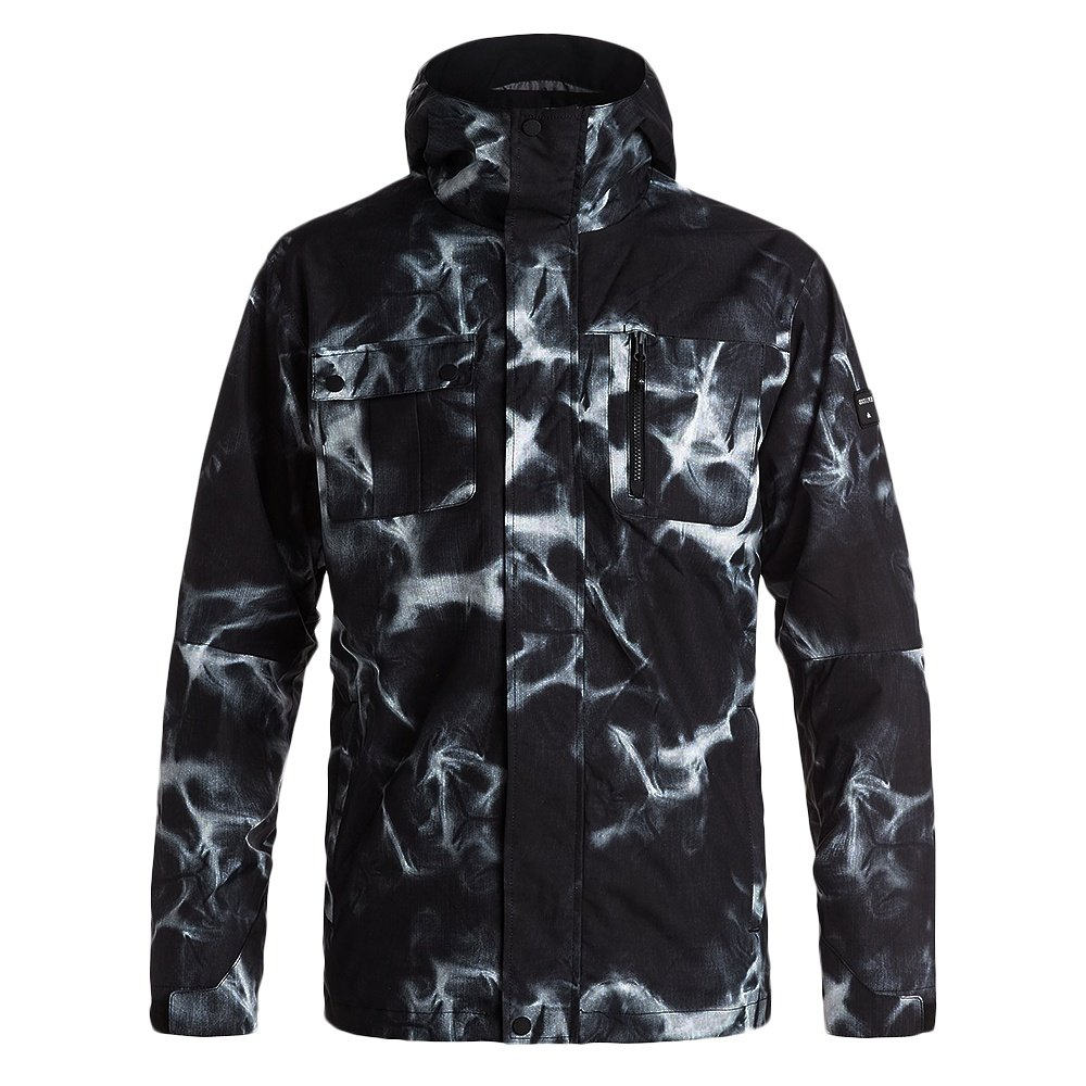 Quiksilver Mission 3-in-1 Insulated Snowboard Jacket (Men's) -