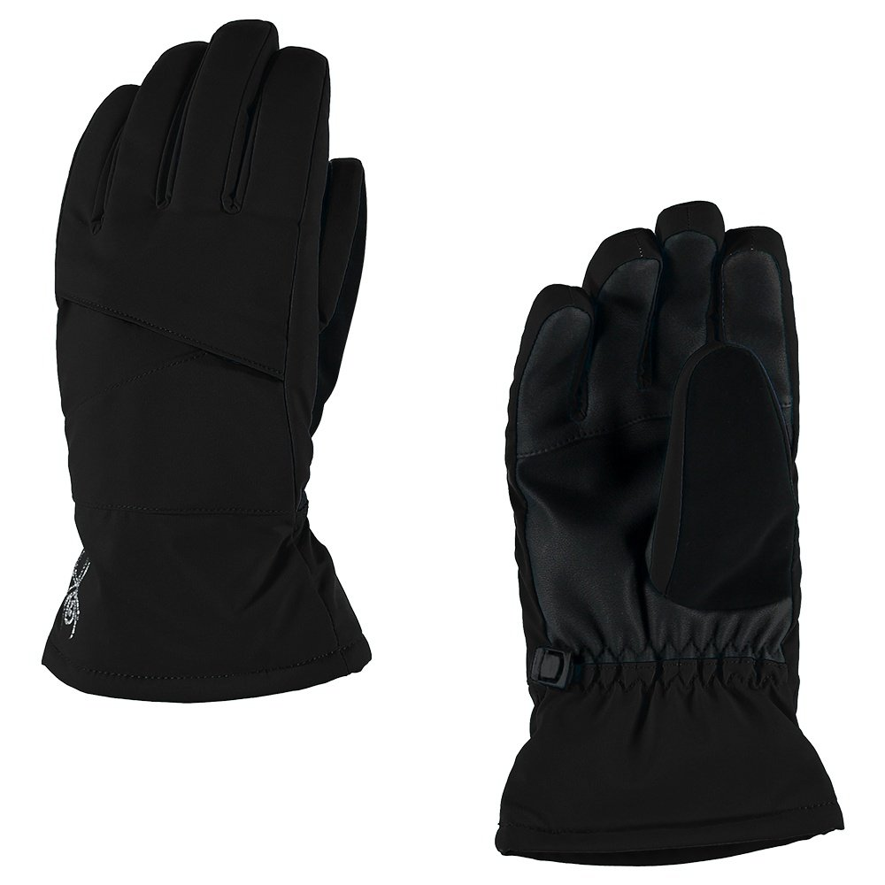 Spyder Astrid Glove (Girls') - Black