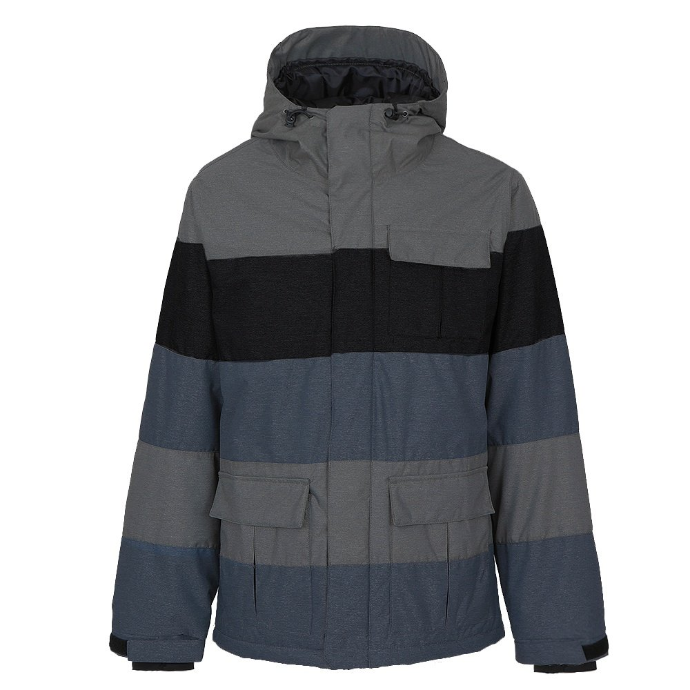 Pulse Hindsight Insulated Snowboard Jacket Mens