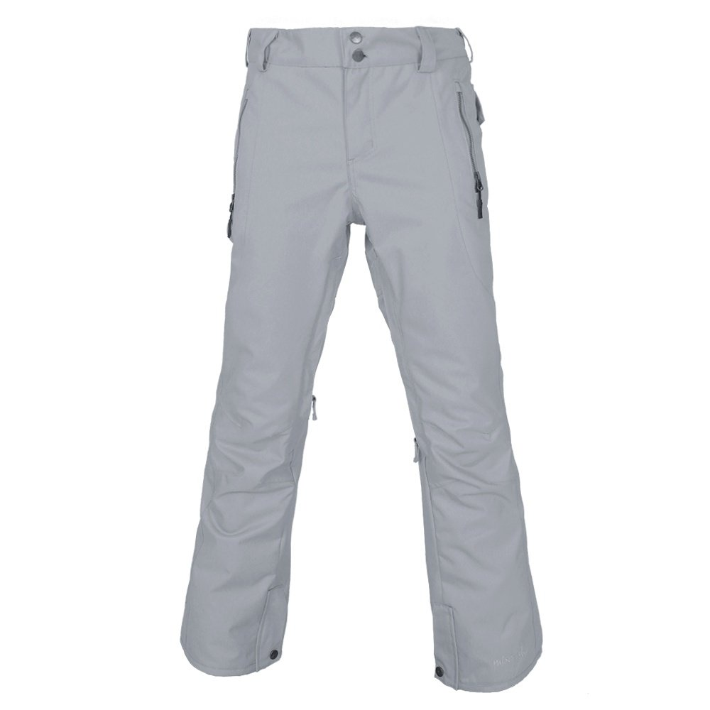Pulse Wishbone Insulated Snowboard Pant (Women's) - Silver Twill