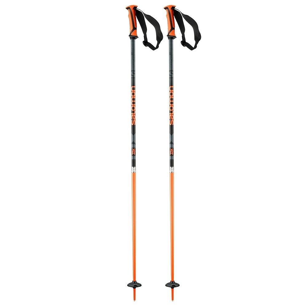 Salomon X 08 Ski Poles Yellow
