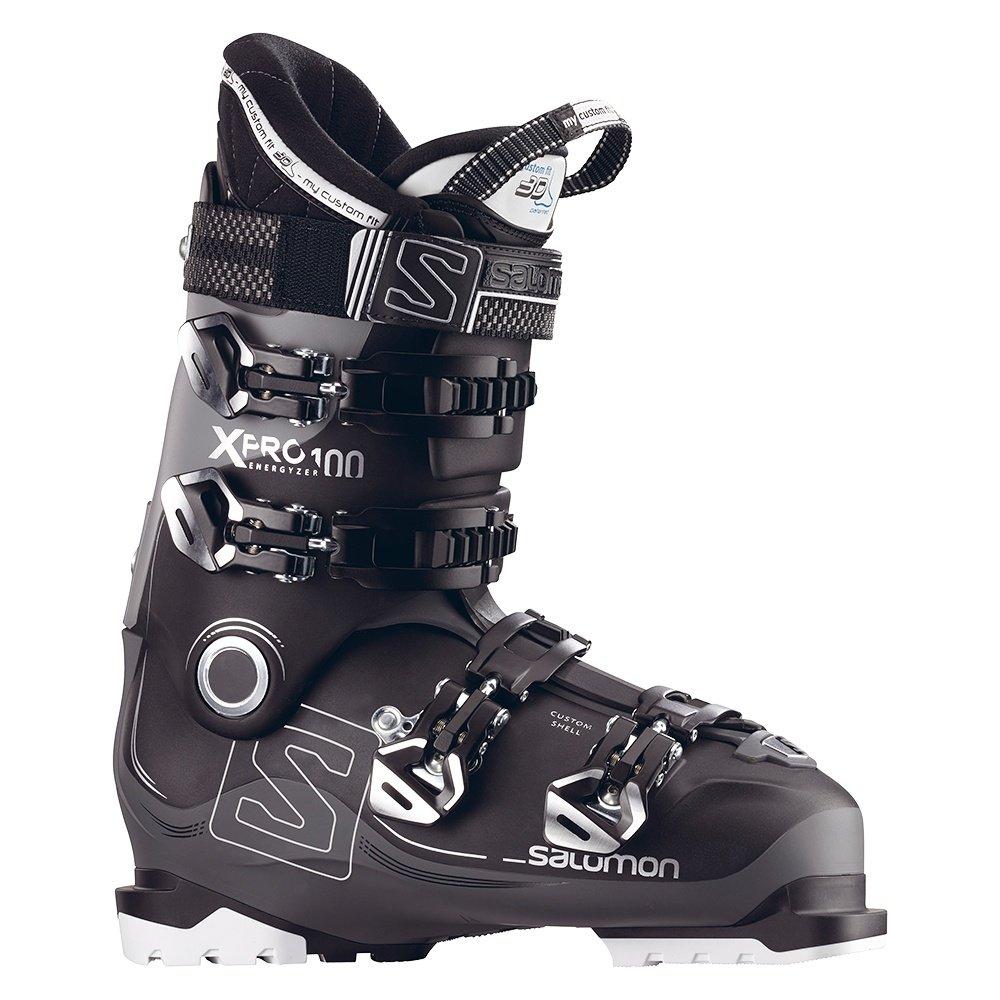 Salomon X Pro 100 Ski Boot (Men's) - Black/Anthracite