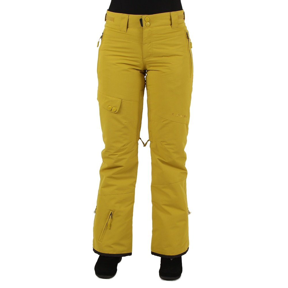 Liquid La Pente Insulated Snowboard Pant (Women's) - Antique Moss