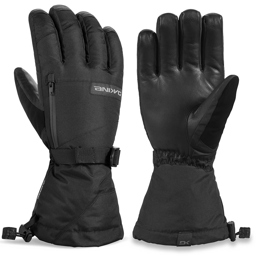 Dakine Leather Titan GORE-TEX Glove (Men's) - Black