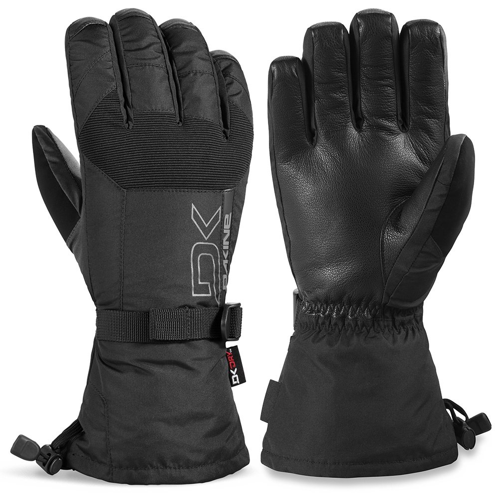 Dakine Leather Scout Glove (Men's) - Black