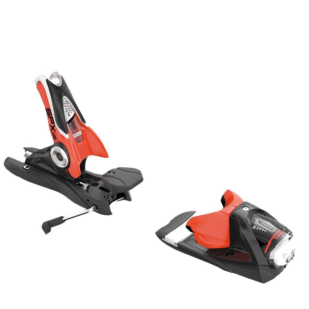 Look SPX 12 Dual WTR 90 Ski Binding  - Black/Red