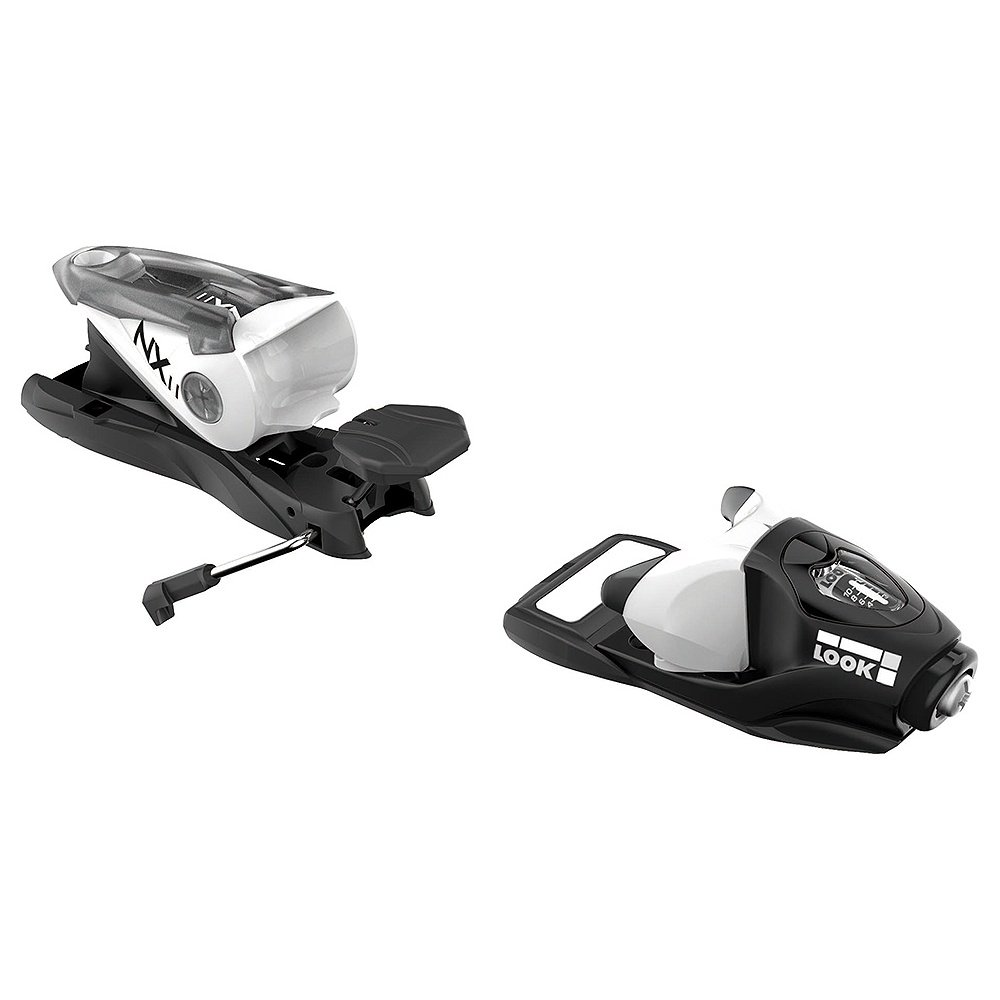 Look NX 11 Ski Binding (Men's) - Black/White