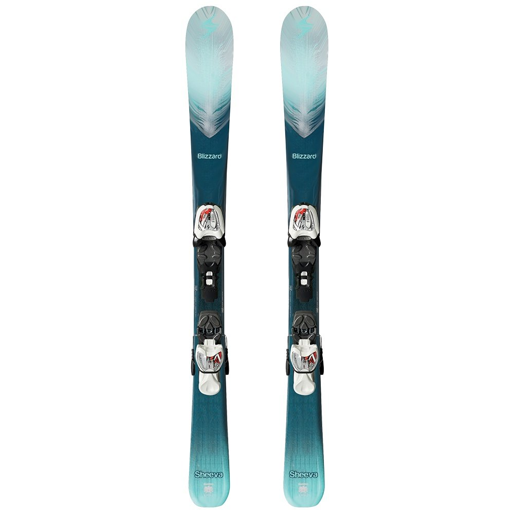 Blizzard Sheeva Twin Ski System with Bindings (Girls') -