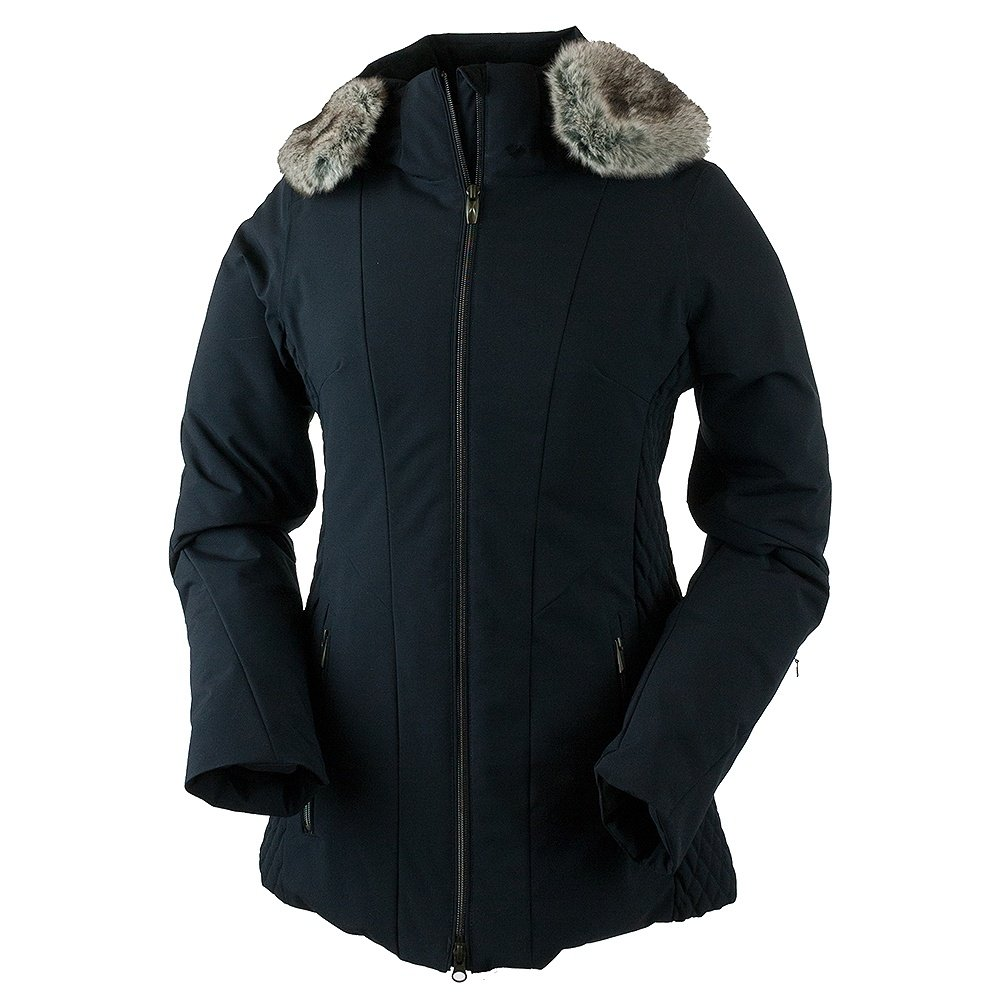 Obermeyer Siren Faux Fur Insulated Ski Jacket (Women's) -