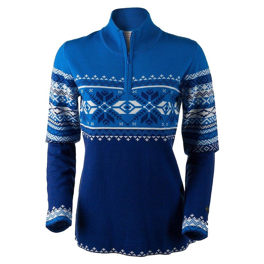 Obermeyer Carla Knit Half Zip Sweater Women S Peter Glenn