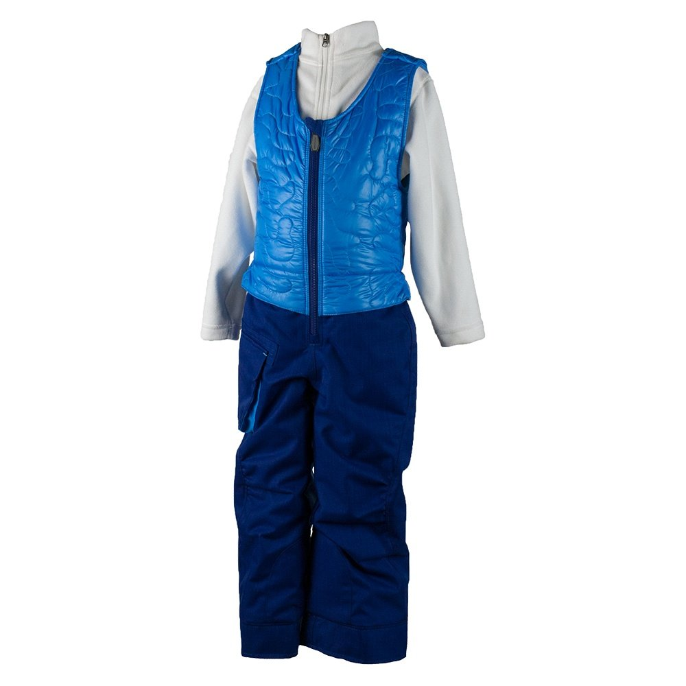 Obermeyer Chacha Insulated Ski Bib (Little Girls') - Dusk