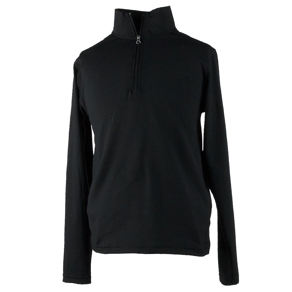 Obermeyer Wildcat Sport Zip Baselayer Top (Kids')