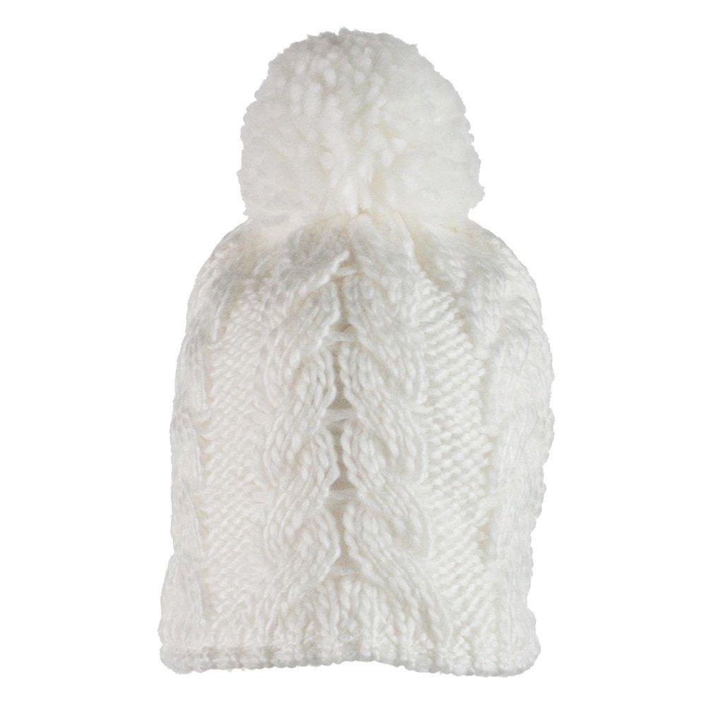 Obermeyer Live Knit Hat (Girls') - White