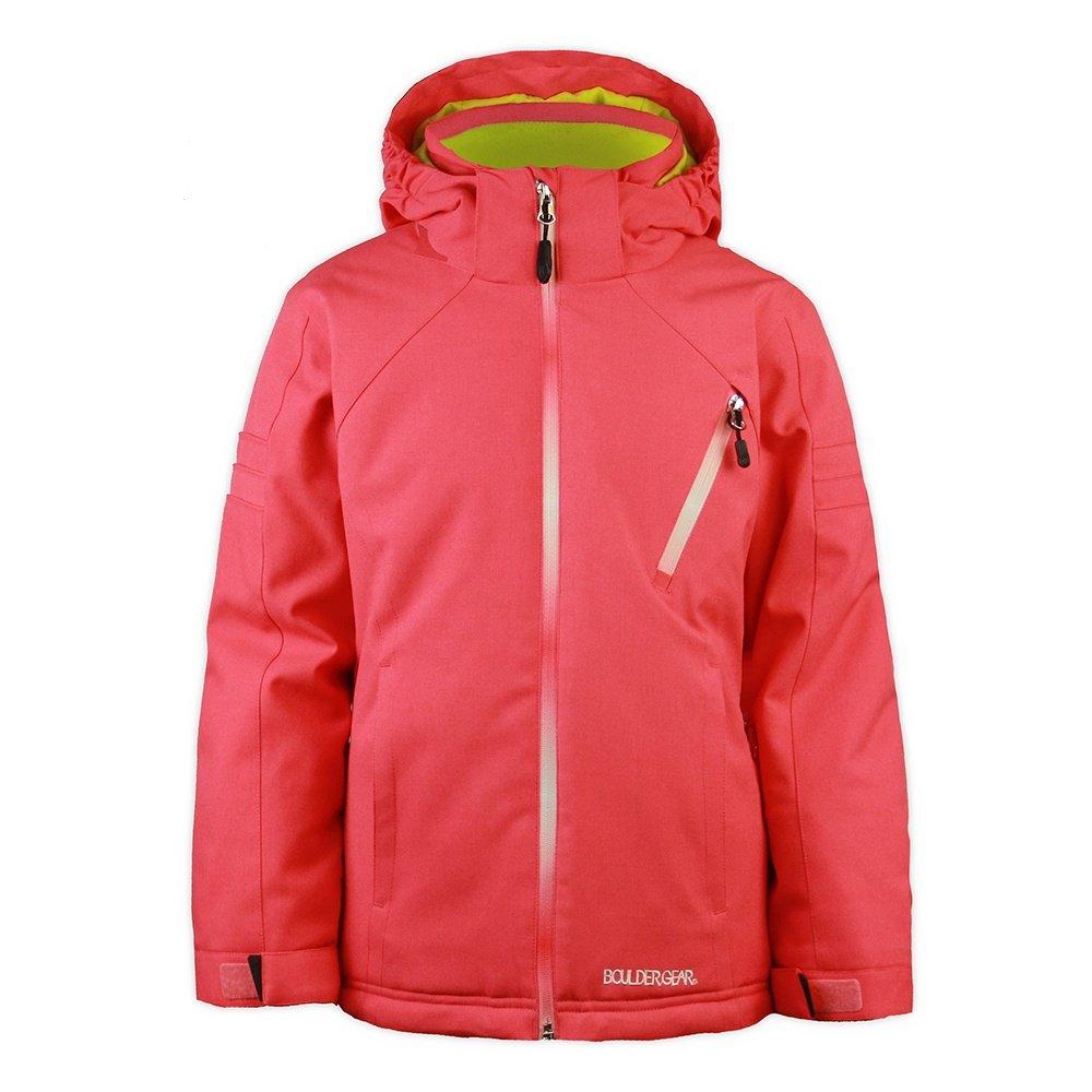 Boulder Gear Swish Jacket (Girls') - Paradise Pink